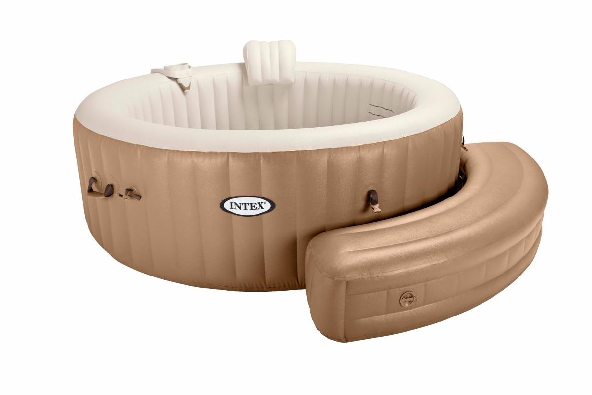 asiento banco exterior para spa jacuzzi inflable intex cargando zoom with jacuzzi exterior precios