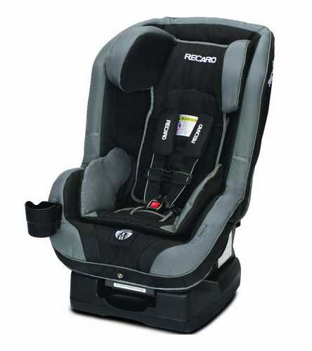 Asiento silla para bebe auto recaro negro 7 en for Asiento para bebe auto