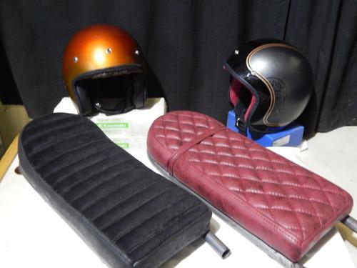 asiento chasis para moto