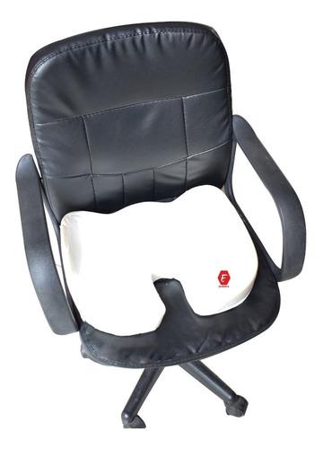 asiento cojin ortopedico confort espuma viscoelastica memory