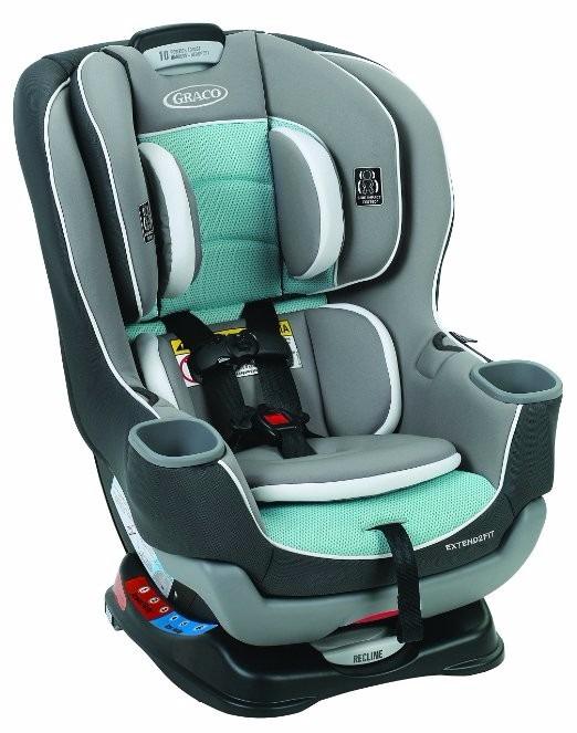 Asiento convertible para auto de bebe graco azul 5 599 for Asiento de bebe para auto