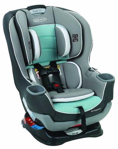 Asiento convertible para auto de bebe graco azul 6 699 for Asiento para carro bebe