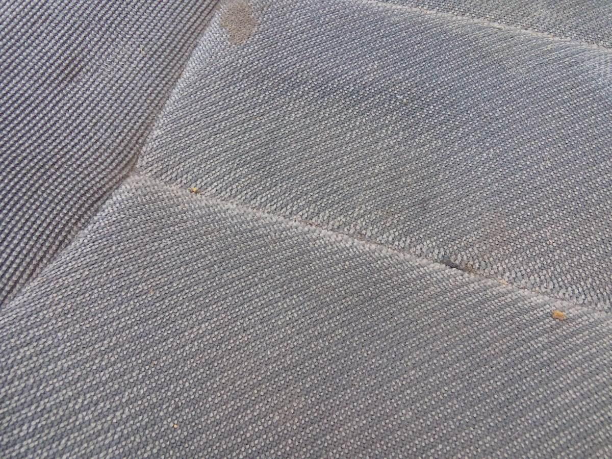 asiento copiloto gris claro vw golf jetta a2 92 detalles