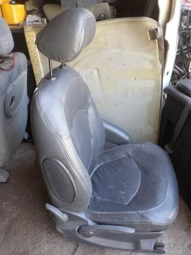 asiento cuero delantero derecho copiloto citroen c5 año 2003