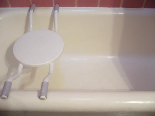 asiento de apoyo para bañera