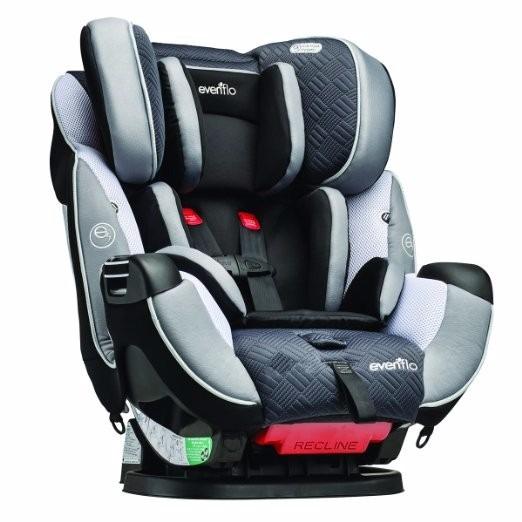 asiento de auto para ni os evenflo symphony gris 7 499