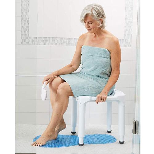 asiento de baño y silla de baño universales carex - con s