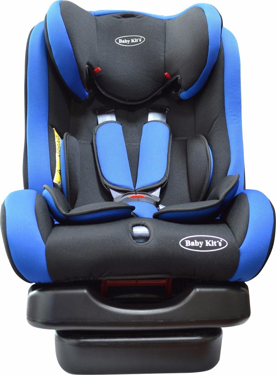 Asiento de bebe para auto orbit marca baby kits nuevo for Silla de bebe para auto