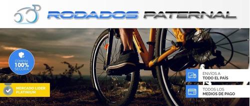 asiento de bicicleta para cicloturismo acolchado con resorte
