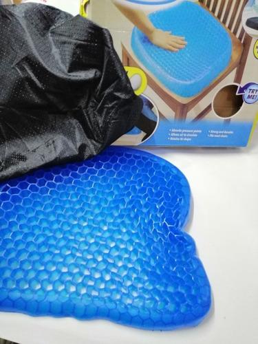asiento de gel de egg sitter con defecto cojín