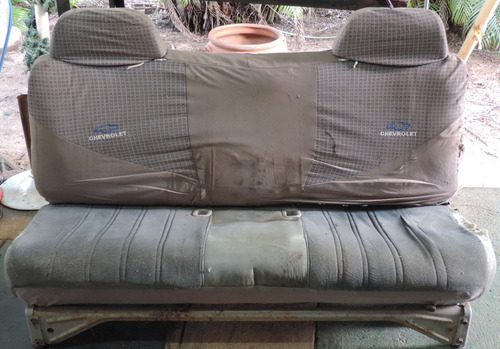 asiento de pickup chevrolet cheyenne 1991 - 1995