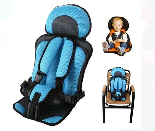 asiento de seguridad de auto de bebe o niño portatil a-1