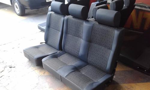 asiento divid. 2+1 partner kangoo berlingo colocado