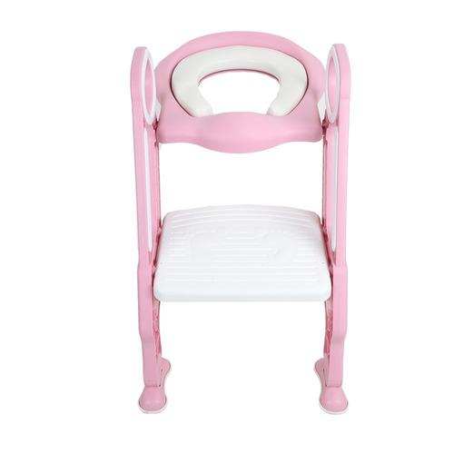 asiento entrenador silla inodoro plegable baño niños