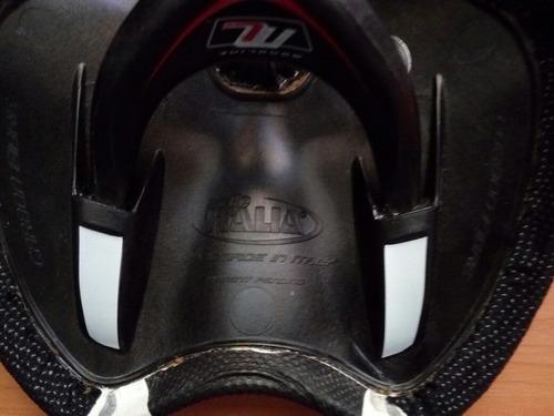 asiento fibra de carbono selle italia monolink carbono x40