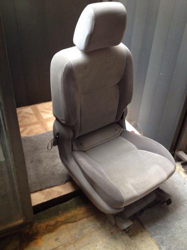 asiento original para sienna 2009 impecable
