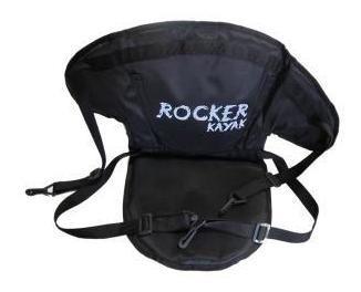 asiento p/ rocker kayak con respaldo todos los modelos