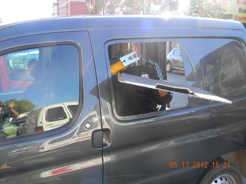 asiento para 3 + 2 ventilete + informe técnico + instalacion
