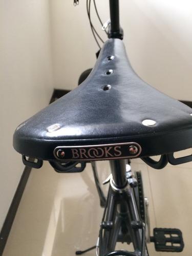 asiento para bicicleta brooks