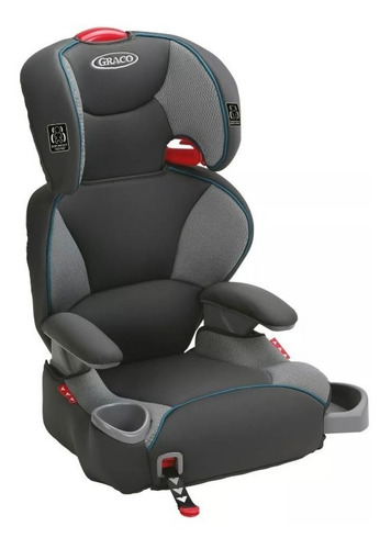 asiento para carro booster  graco turbo booster lx