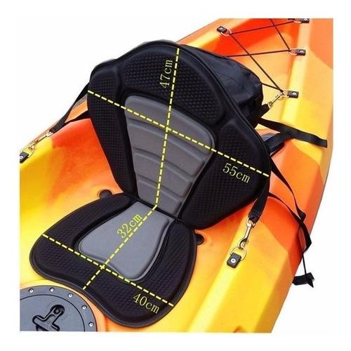 asiento para kayak deluxe