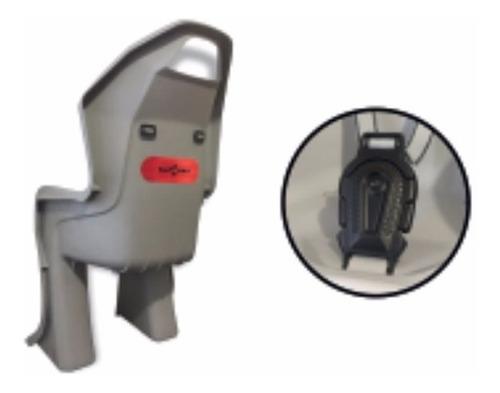 asiento para niños p/ bicicleta trasera maxxum- smart