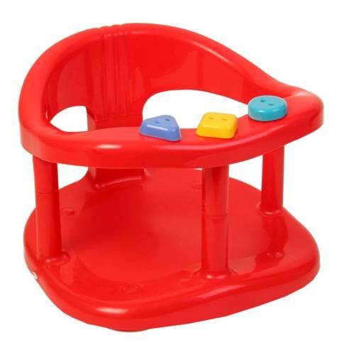 asiento para tina infanti tiny red