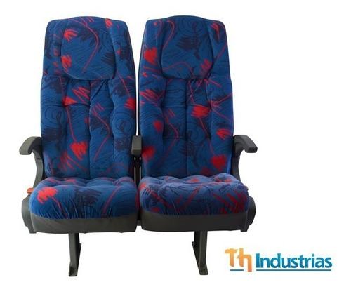 asiento reclinable para minibus micro bus, furgón x pasajero
