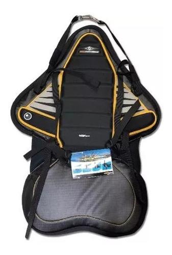 asiento + respaldo para kayak bic sports frances ergonomico