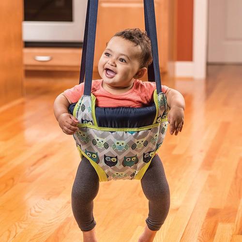 asiento saltarin evenflo para puerta columpio para bebé