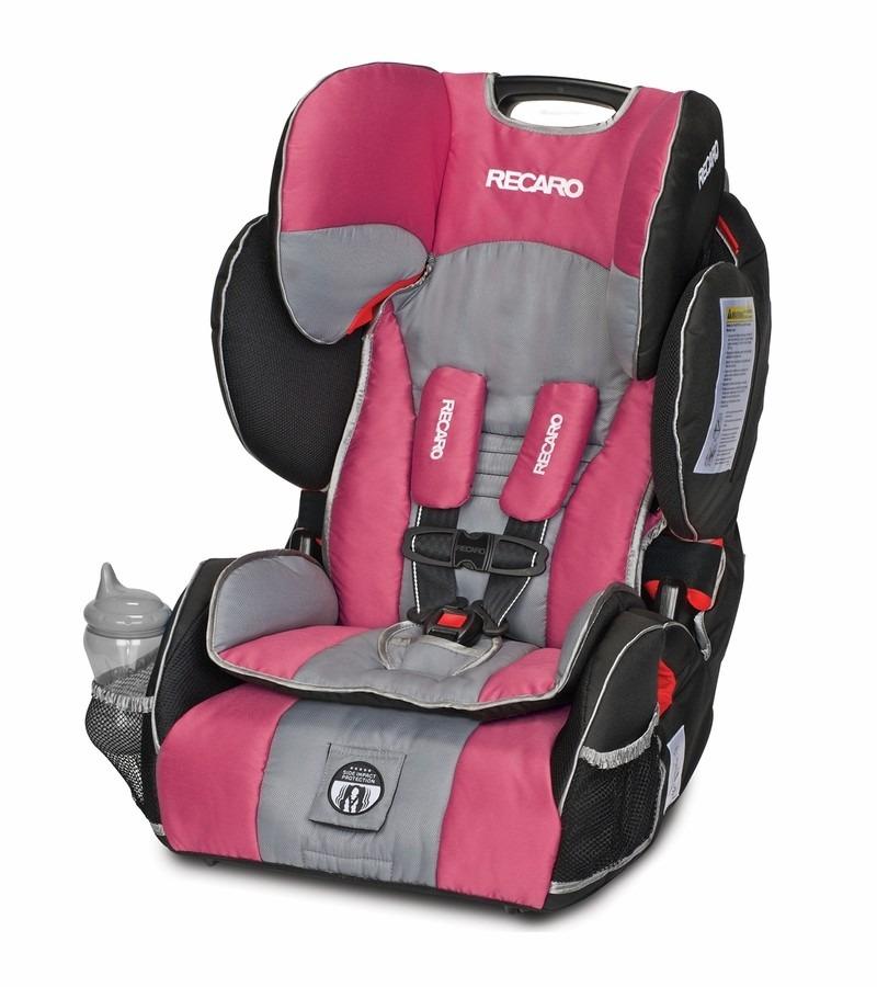 Asiento silla para bebe auto portabebe recaro 7 for Sillas para bebes precios