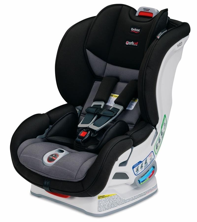 asiento silla para bebe para auto britax marathon