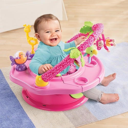 Toys For 6 Month Old Baby Boy : Asiento summer deluxe island giggles en