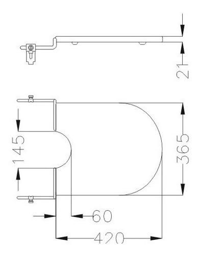asiento tapa de bidet ferrum qubiq herraje metálico 1 agujer