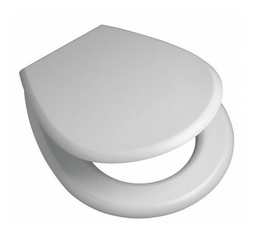 asiento tapa inodoro ferrum pilar original madera tpx blanca