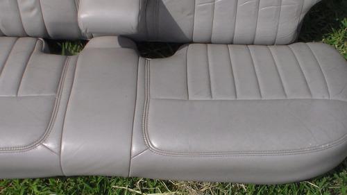 asiento trasero blazer 93