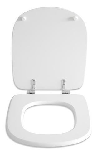 asiento y tapa para inodoro bari ferrum original h metal