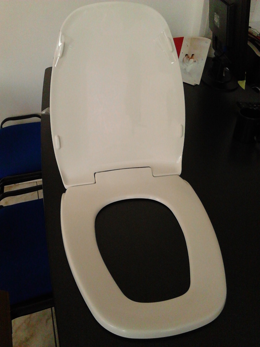 Asiento y tapa para wc mod pavia marca jacuzzi u s 98 for Marcas de wc