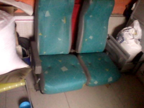 asientos butacas elasticos de camion zorra agricola