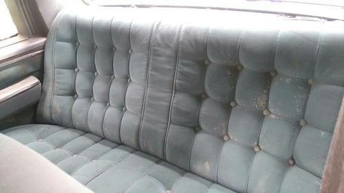 asientos de chevrolet caprice impala