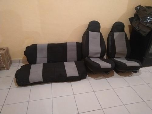 asientos de chevy 2005