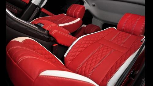 asientos en piel vestiduras automotrices y tapicería en gral