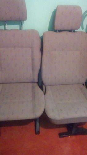 asientos eurovan gasolina