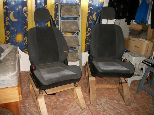 asientos honda civic con base para uso domestico