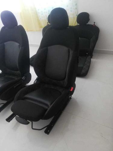 asientos mini cooper