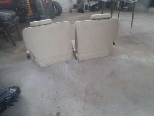 asientos tercera fila fortuner