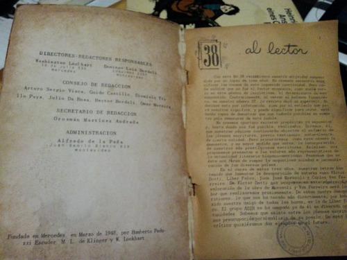 asir revista de litertaura n° 38