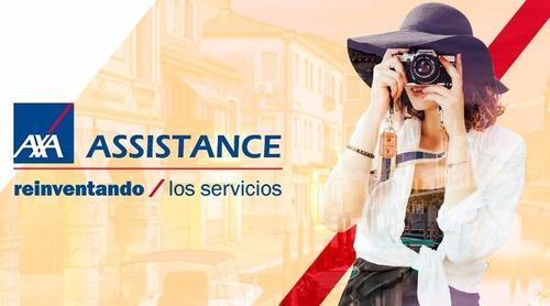 asistencia al viajero. cobertura mundial x semana