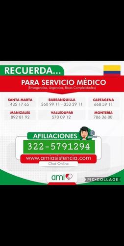 asistencia médica en casa