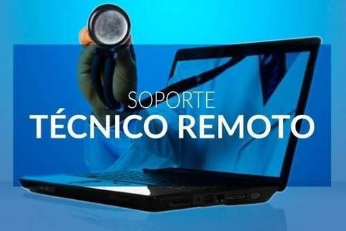 asistencia remota, instalación de programas, soporte técnico